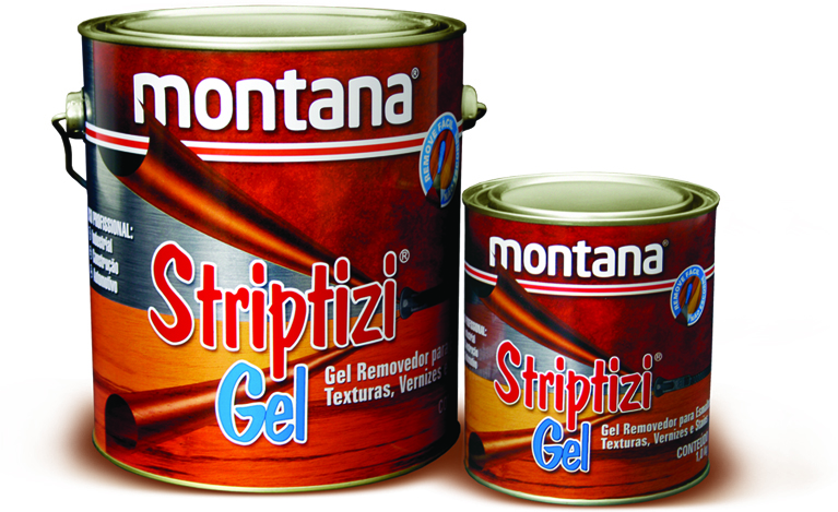 KIT STRIPTIZI GEL - MONTANA