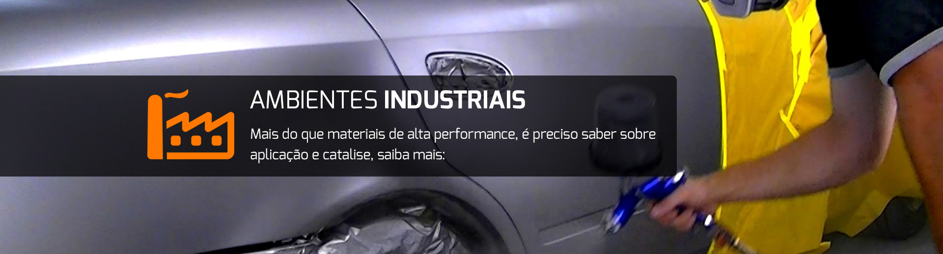 Ambientes Industriais