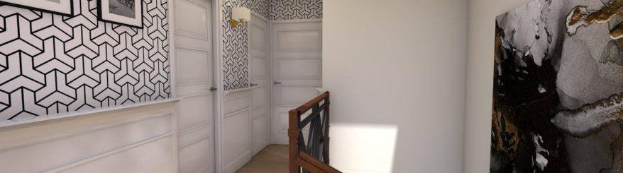 Ideias criativas para pintar o corredor