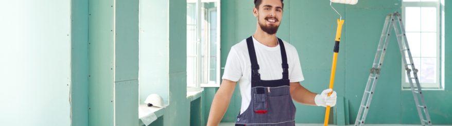 4 motivos para você escolher um pintor profissional